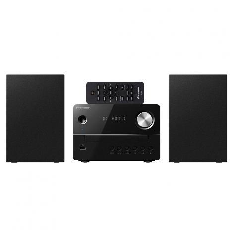 PIONEER X-EM26-BLACK CD RECEIVER SYSTEM