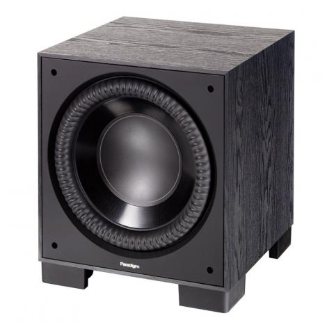 PARADIGM MONITOR SUB 12 - BLACK
