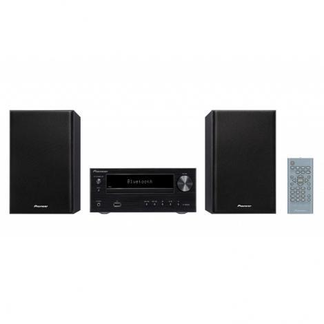 PIONEER X-HM26-BLACK CD RECEIVER SYSTEM